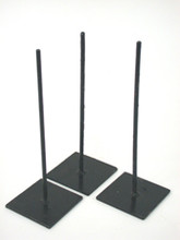 """SQUARE METAL STAND - 9"""""""