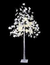 WHITE MAPLE TREE 5.5'  MULTI LED - 120L