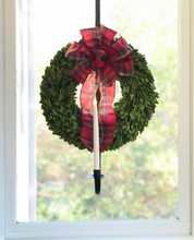 WREATH AND CANDLE NOT INCLUDED - SOLD SEPARATELY