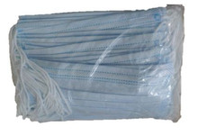DISPOSABLE  PROTECTIVE MASKS - 50 count box