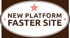 New Platform | Faster Site