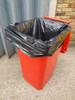 Wheelie Bin Liners 240L x 50 - Black
