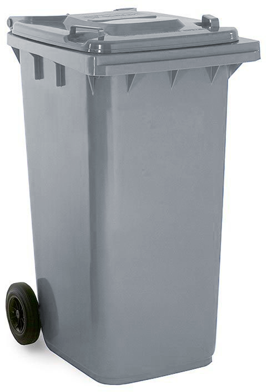Light Grey 240 Litre Wheelie Bin