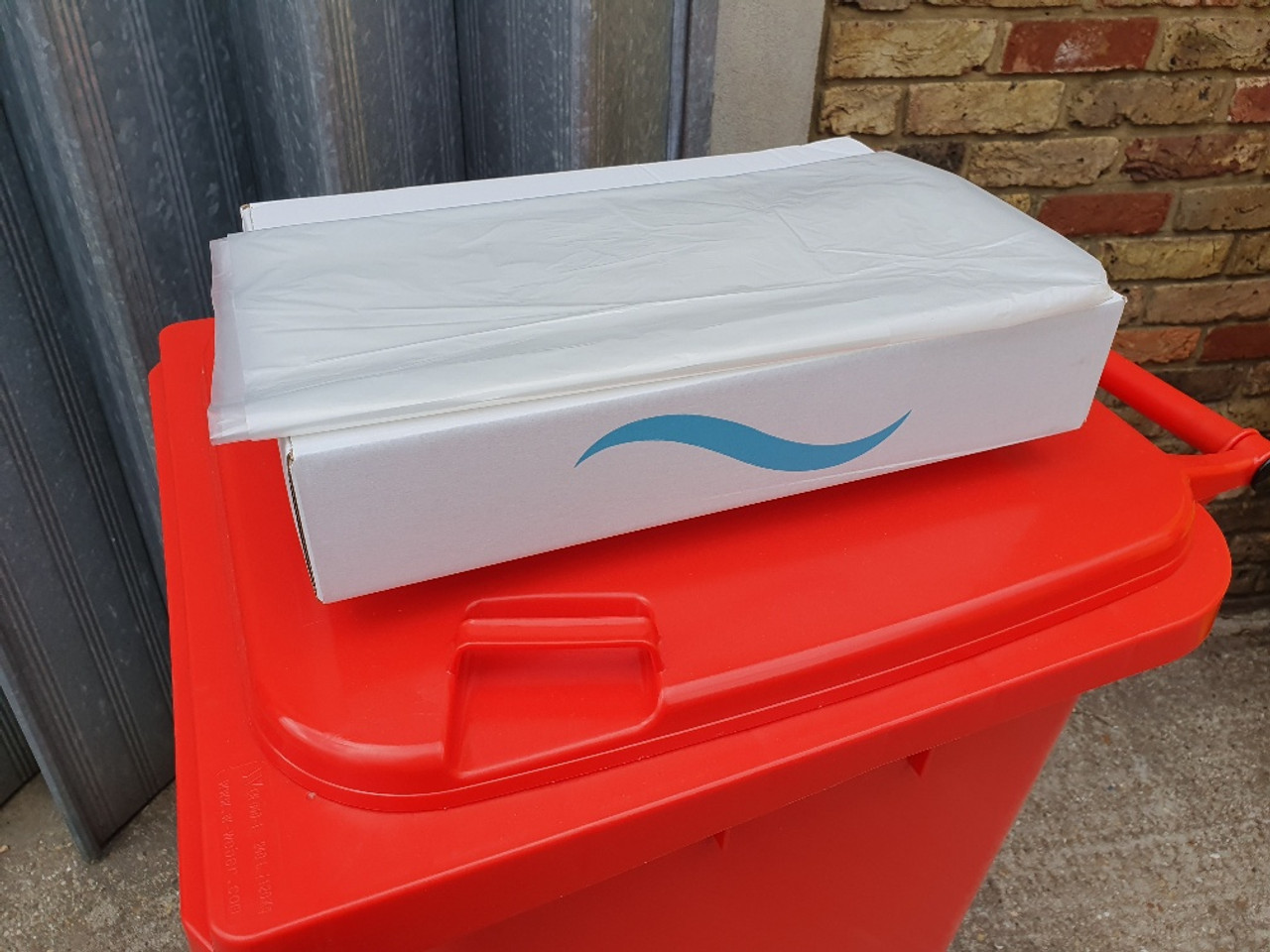 100 Litre Clear Liners