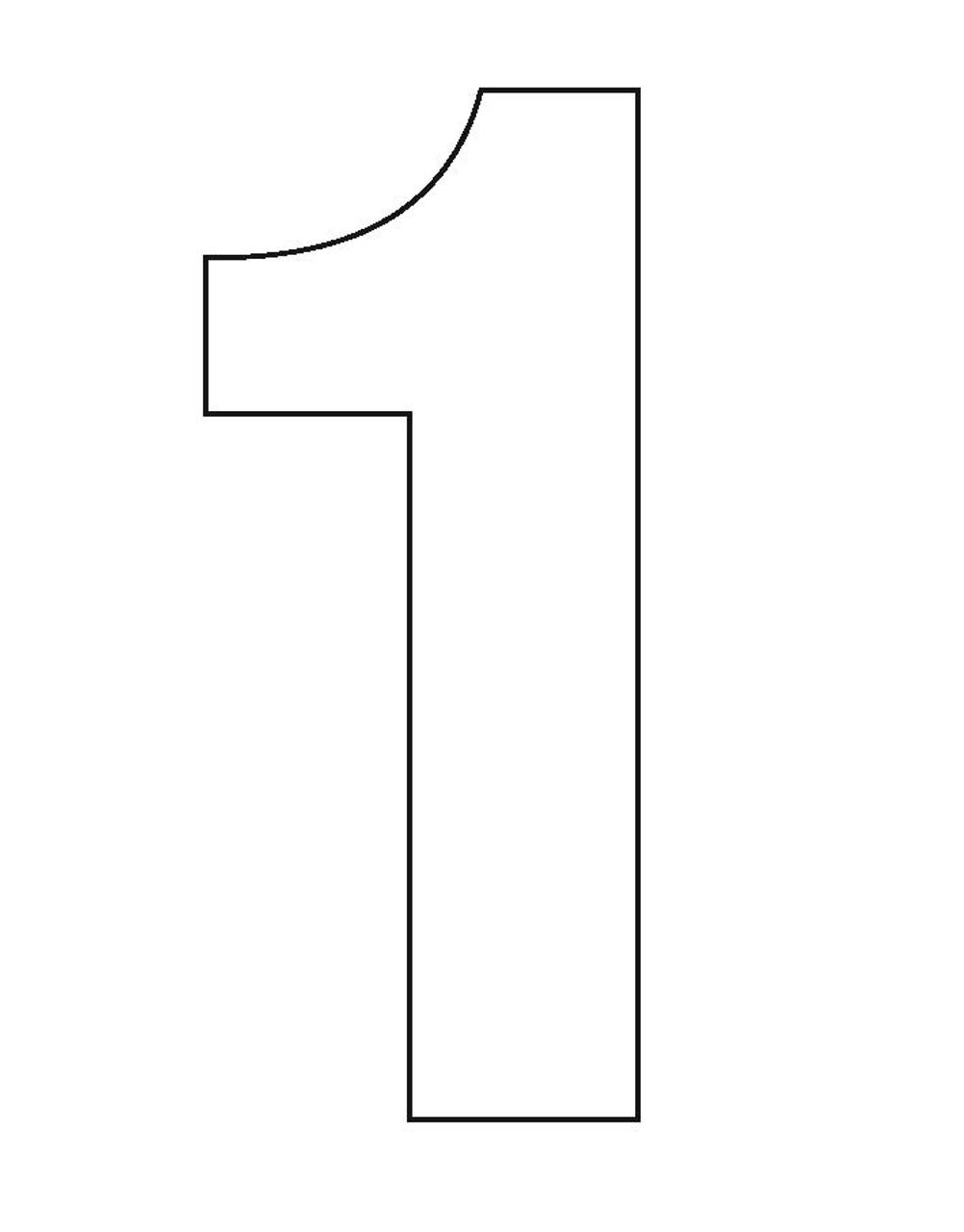 Wheelie Bin Number Sticker White One