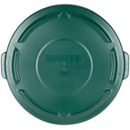 Rubbermaid Brute Lid For Fg263200 - Dark Green