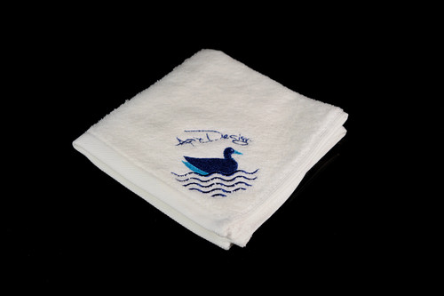 ApixDesign Embroidered Cotton Hand Towel