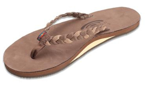 6e7c2a05d8d1 Twisted Sister - Single Layer with Arch Support and a Double Braided Strap