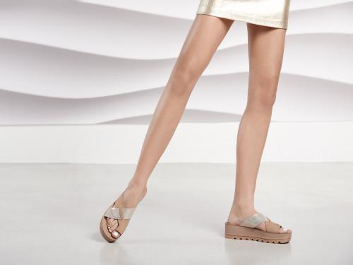 f8e74e1063ea Fantasy Sandals Clara Sandal in Moka Patmos