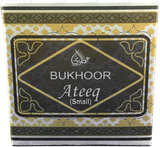 Bakhoor Ateeq 40gm compressed incense from Otoori