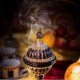 Burn Bakhoor/Incense/Resin/Chinese Herbs Using Attar Mist Charcoal Burners