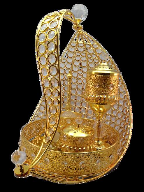 Attar and Bakhoor gift set