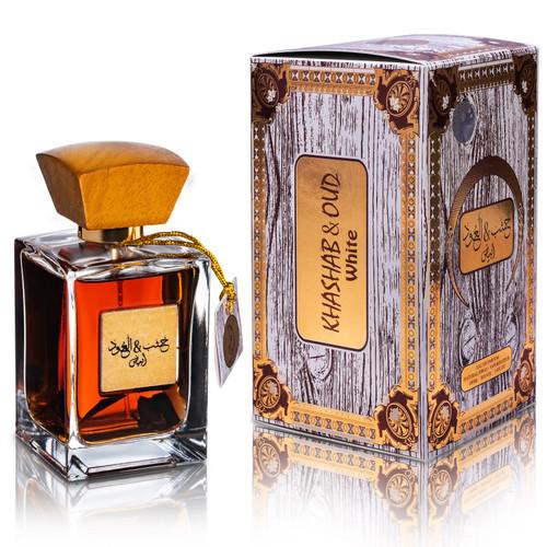 Khashab & Oud White EDP Perfume 100ML For Men & Women