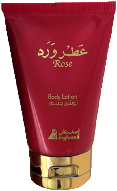 Rose Body Lotion 50ml by AsgharAli - AttarMist.com