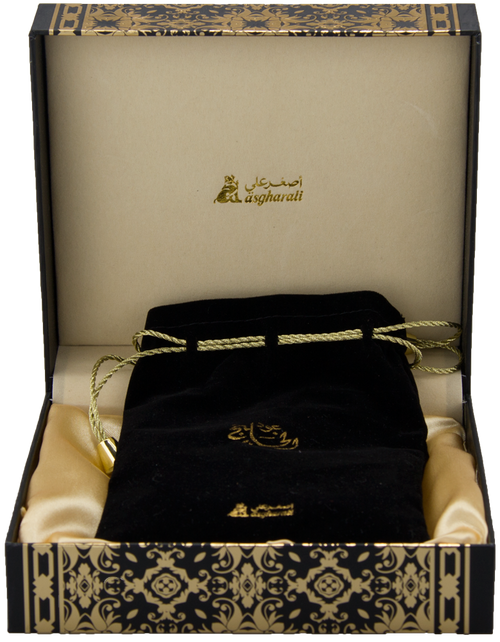 Oudh Al Khaleej woodchips open box by Asghar Ali - AttarMist.com