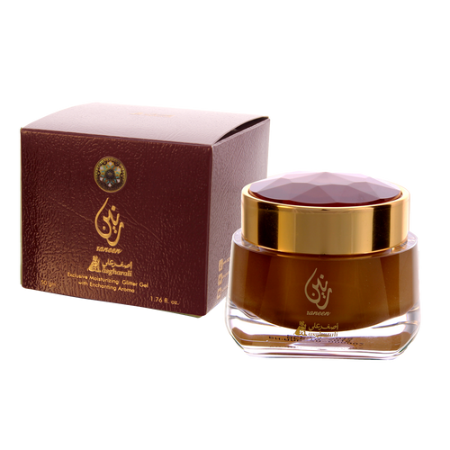 Raneen Glitter Cream 50gm by Asghar Ali - AttarMist.com