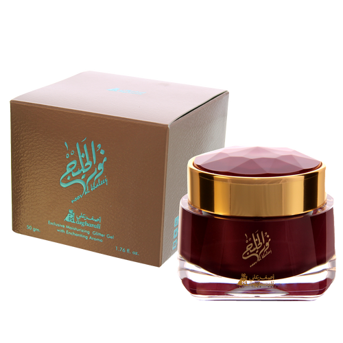 Noor Al Khaleej Glitter Cream 50gm by Asghar Ali - AttarMist.com