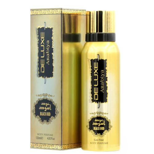 Black Oud Body Perfume