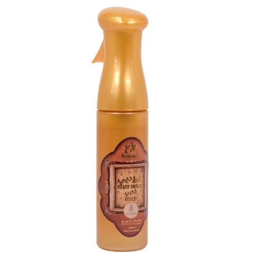 Khat Dubai Gold Air Freshner - Available at AttarMist.com