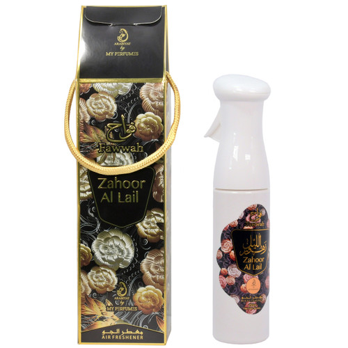 Zahoor Al Lail Air Freshner available at AttarMist.com