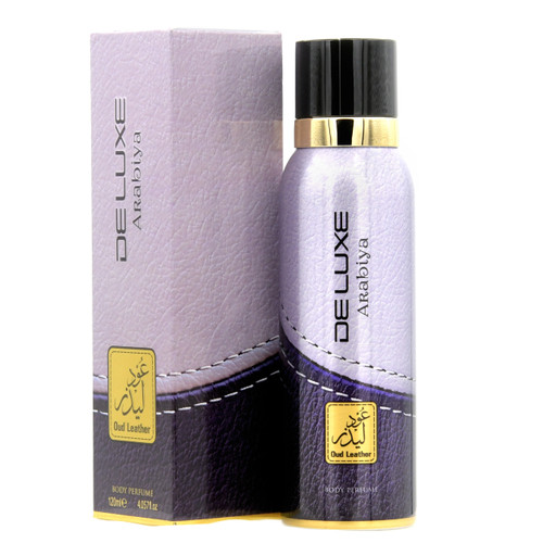 Oud Leather Body Perfume