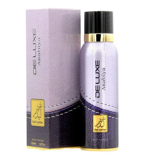 Oud Leather Body Perfume
