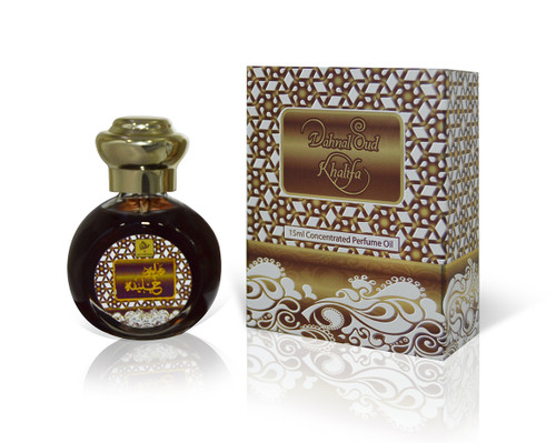 Dahnal Oud Khalifa Concentrated Perfume Oil