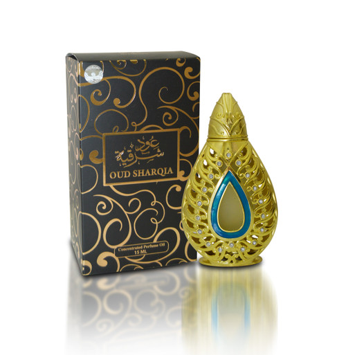 Oud Sharqia Concentrated Perfume Oil 15ML