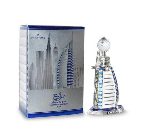 Attar Al Burj Concentrated Perfume Oil