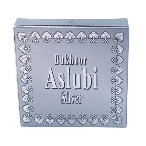 Bakhoor Aslubi Silver 40gm