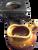 Attar Mist Round Milk Pot Oil Burner parts