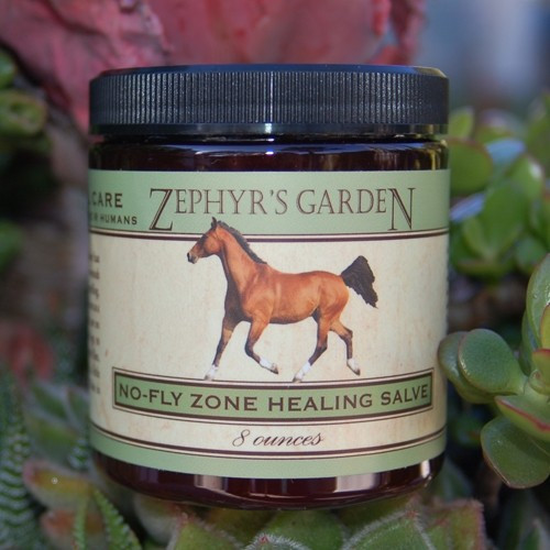 Zephyr's No Fly Zone Healing Salve