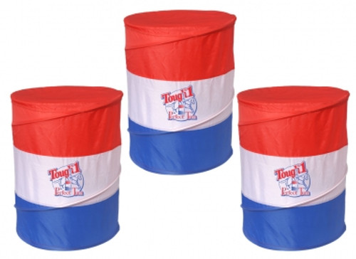 MINI POP-UP BARRELS SET OF 3