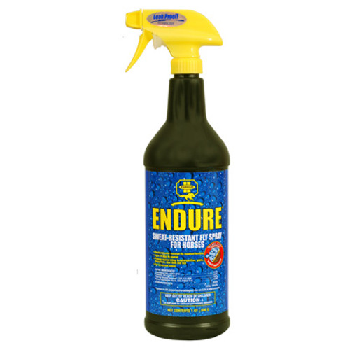 Endure Sweat Resistant Fly Spray - Qt