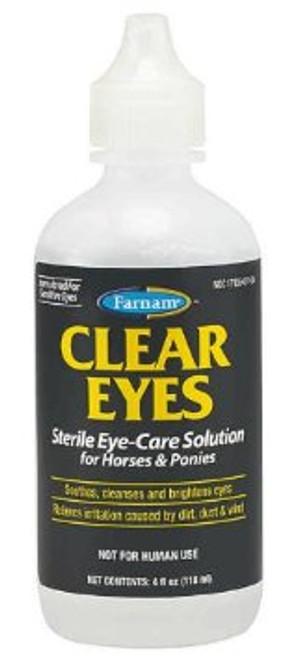 Clear Eyes for Horses, 4fl oz
