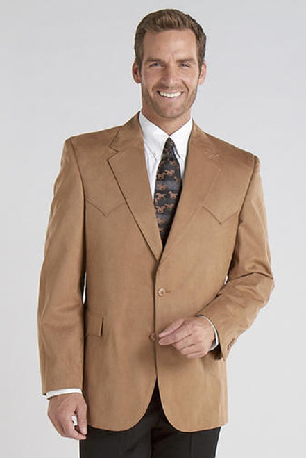 CIRCLE S 'HOUSTON' TAN SPORT COAT