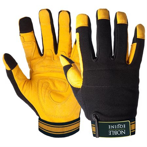 Noble Outfitter Outrider Glove in Black & Tan