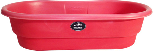HIGH COUNTRY 55 GALLON WATER TANK - RED ONLY