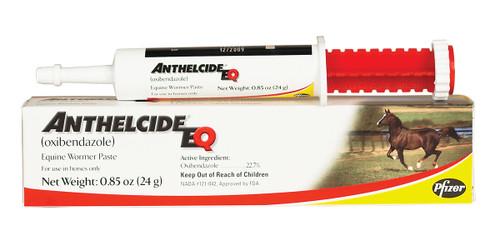 Anthelcide EQ Paste Horse Wormer