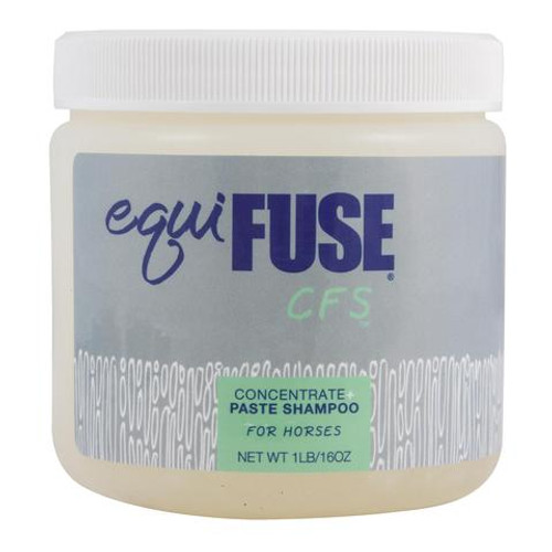 EquiFUSE CFS 1 LB CONCENTRATE + PASTE SHAMPOO