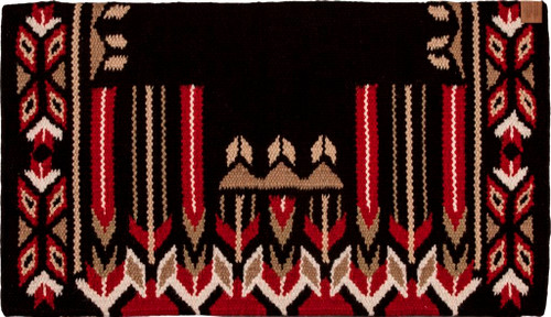 "GOOD MEDICINE COLLECTION ""GLORY BOUND"" SADDLE BLANKET 1312 DA"