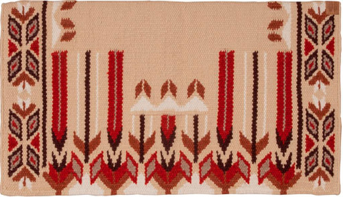 "GOOD MEDICINE COLLECTION ""GLORY BOUND"" SADDLE BLANKET 1312 YA"