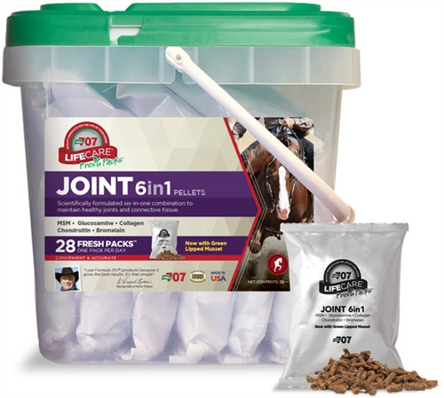 LIFECARE 707 JOINT 6-IN-1 FRESH PACKS (28 DAY SUPPLY)