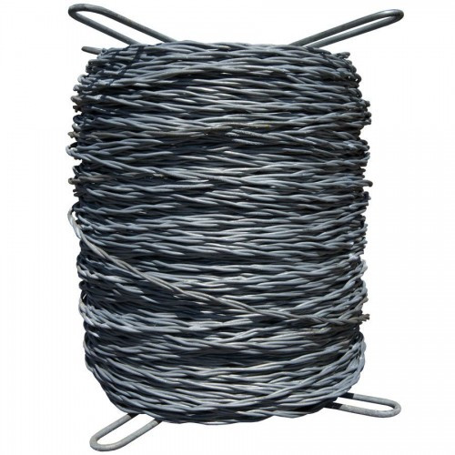 OK STEEL BARBLESS WIRE 12.5 GA. FROM DENNARDS