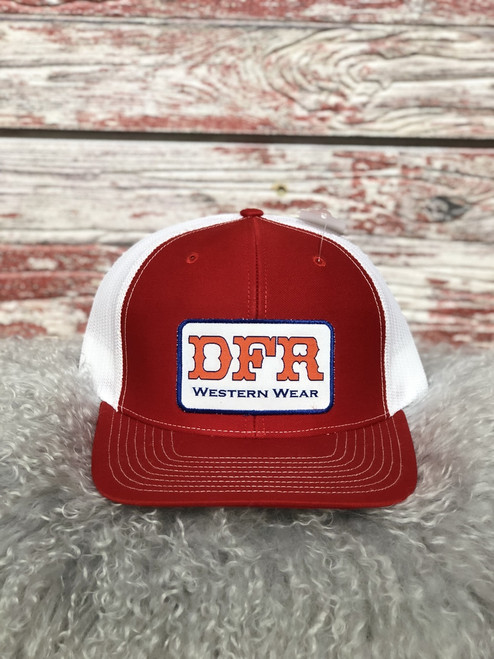 DENNARDS DFR TRUCKER CAP