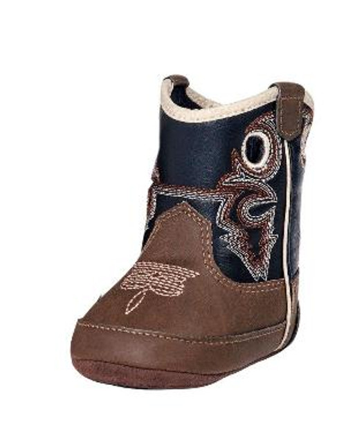 BOY'S DOUBLE BARREL BABY BUCKERS BOOTS FROM DENNARDS