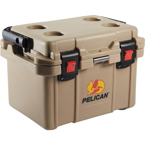 PELICAN 20 QT ELITE COOLER FROM DENNARDS