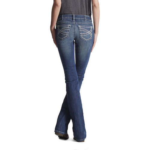 ARIAT 'ENTWINED' BOOT CUT JEANS