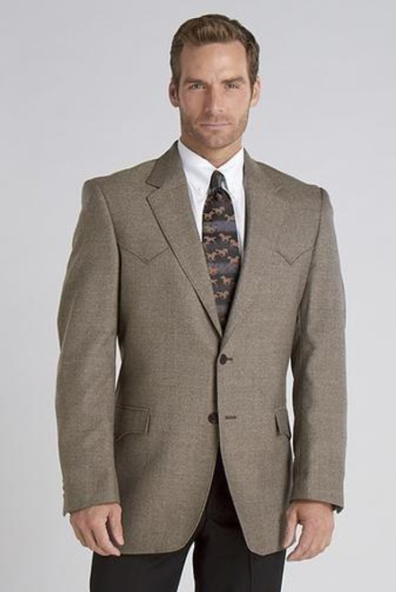 CIRCLE S PLANO LAMBSWOOL SPORT COAT