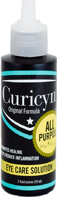 CURICYN EYE CARE SOLUTION 2OZ.